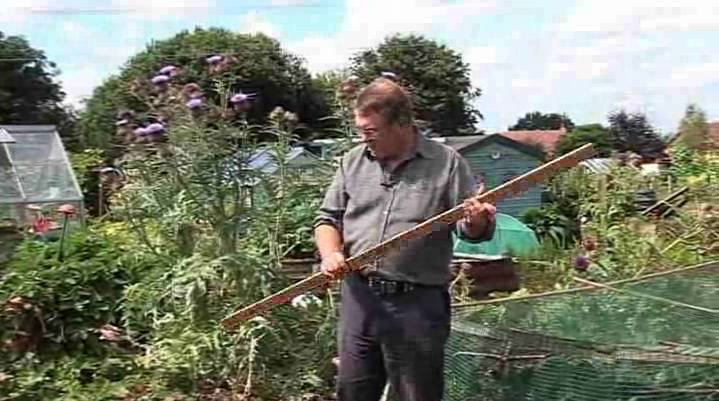 Plant Spacing Measuring Stick