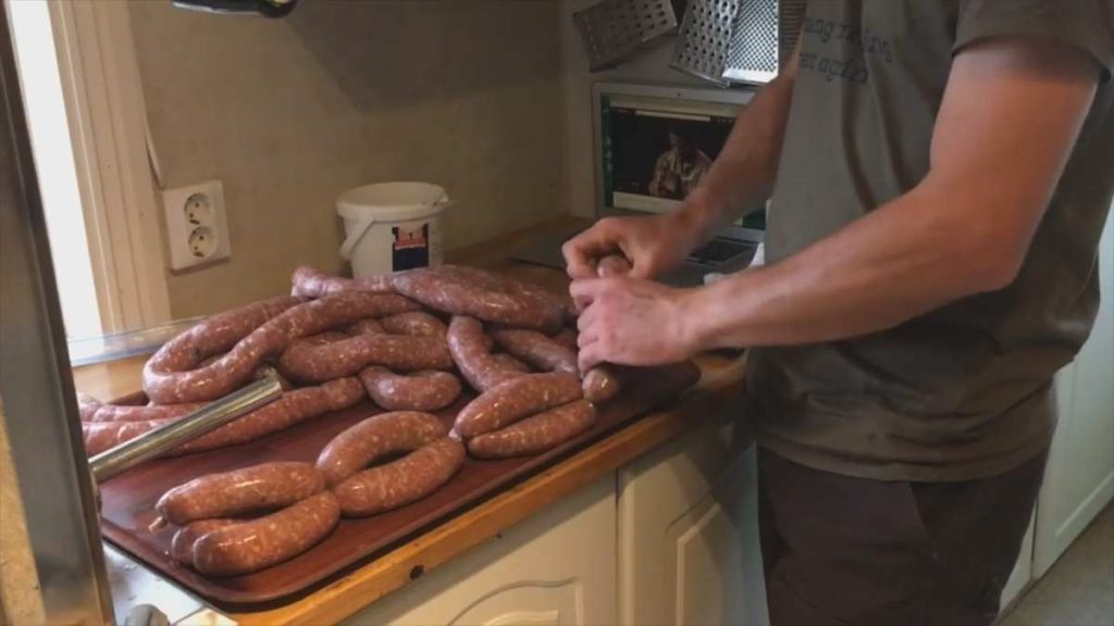 Making Sausage Recipes