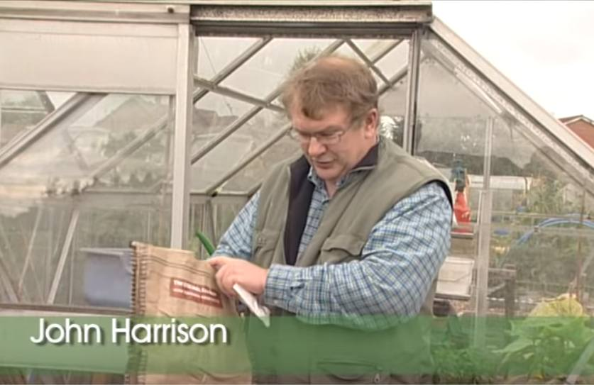 Growing Potatoes in Sacks